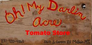 "/""USA/"" F1 Hybrid Blush Tomato 25-200 seeds"